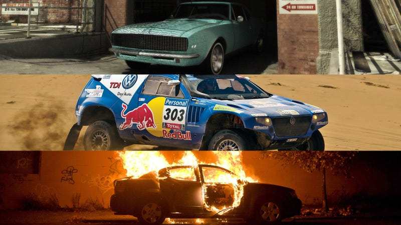 Daily Drive Dakar Or Burn My Friends Cars Partie Deux - Sports cars you can daily drive