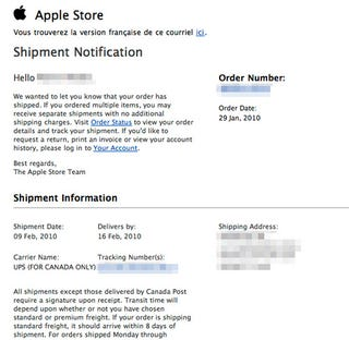 Illustration for article titled iMac 27 Shipping Again