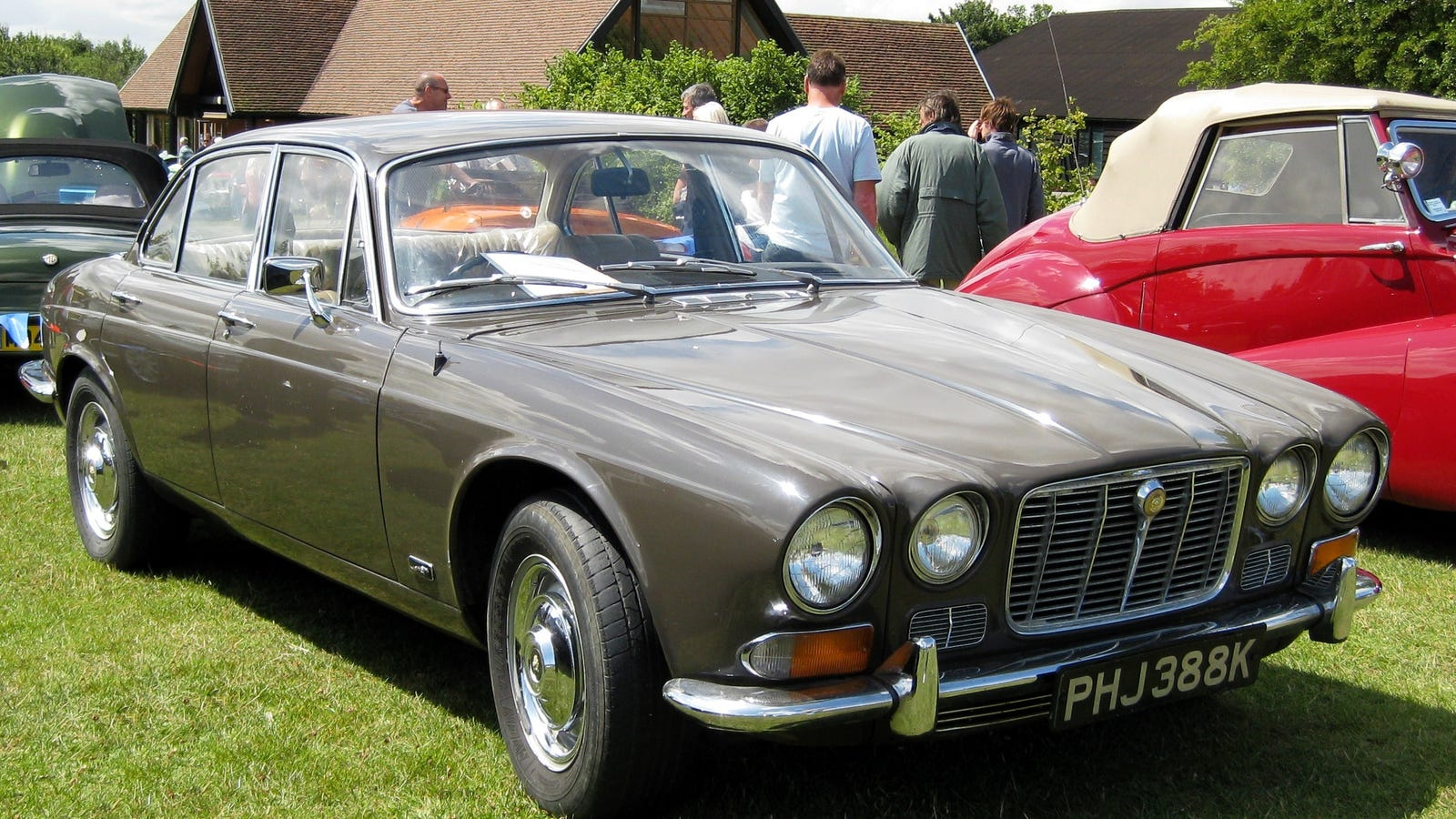 The Worst Car I Ever Owned Was A Jaguar Xj6 1970 Convertible