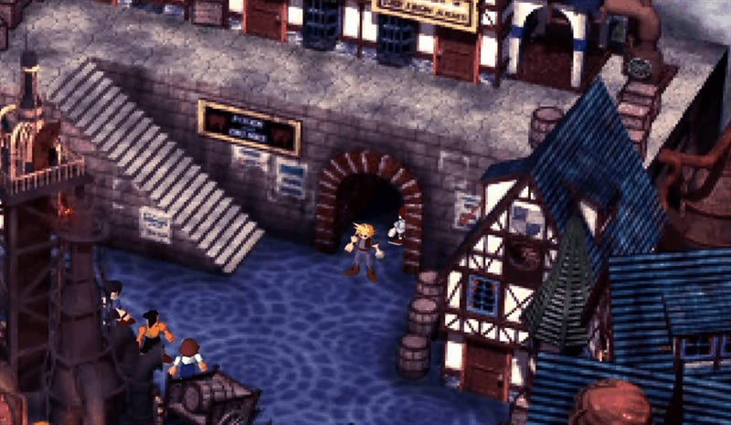 Here's A Final Fantasy VII Remaster You Can Play Right Now