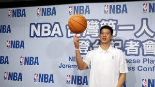 "Illustration for article titled In China, ""Linsanity"" Is Called 林疯狂"
