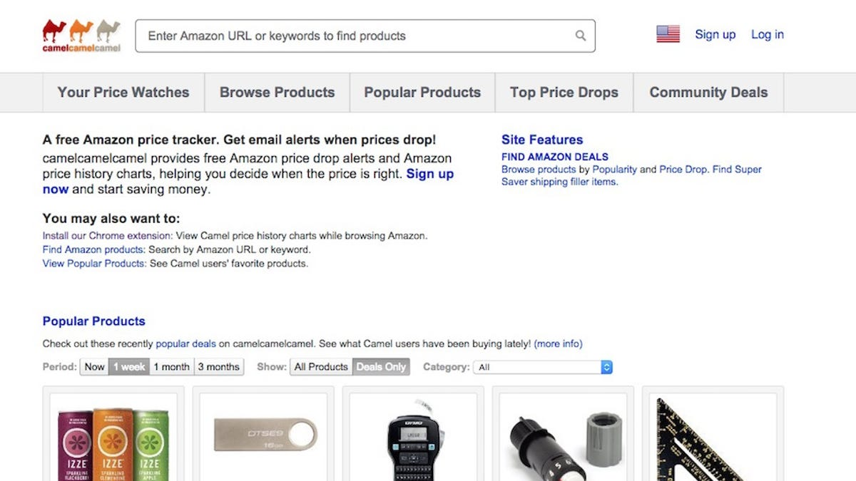 Five Best Price Tracking Tools