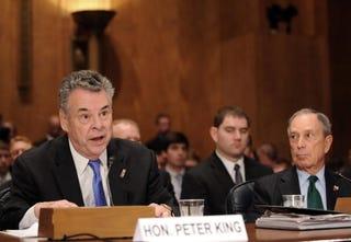 Rep. Peter King plans to interrogate Muslim groups.