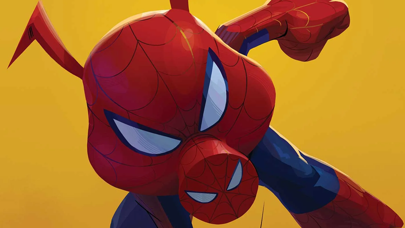 Spider-Ham swings into action!