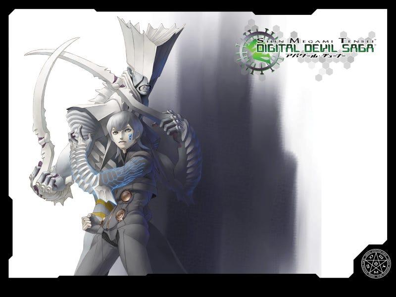 Illustration for article titled Shin Megami Tensei: Digital Devil Saga the Hidden Gem of the Playstation 2