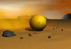 Illustration for article titled Tumbleweed Rover Ball Could Be Key to Exploring More of Mars