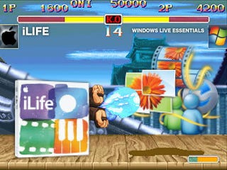 Illustration for article titled Lifehacker Faceoff: iLife '11 vs. Live Essentials 2011