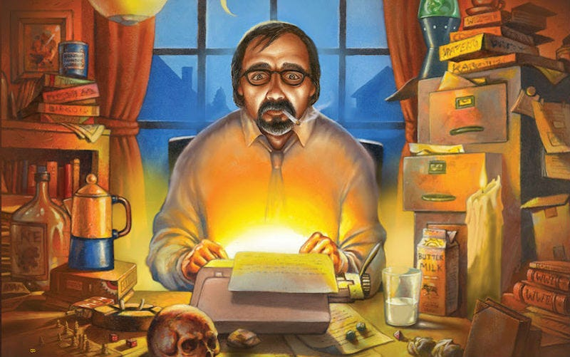 Illustration for article titled Read an Excerpt from the Biography of D&D Creator Gary Gygax, Empire of Imagination