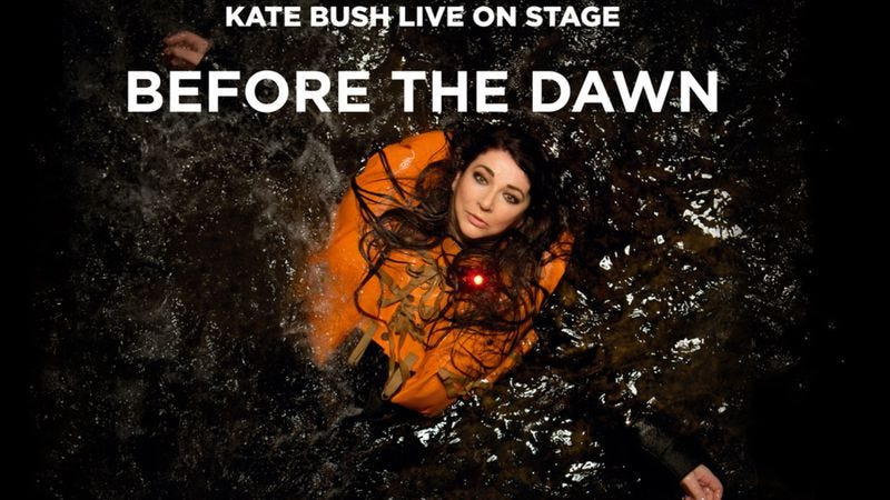 Illustration for article titled Kate Bush announces her first live shows in 35 years