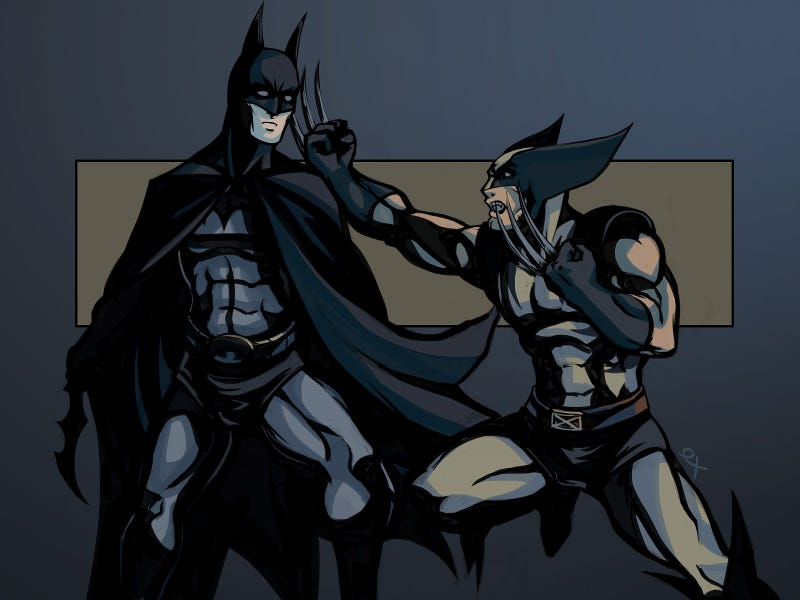 Illustration for article titled If Fox Buys Warner Bros., Could Batman Team Up With The Movie X-Men?