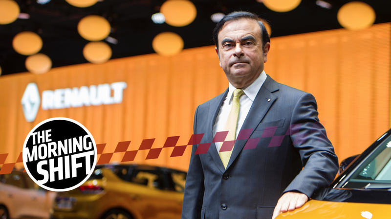 Carlos Ghosn at the 2016 Geneva Motor Show.