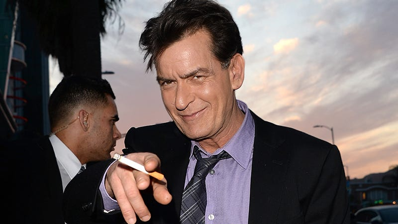 Illustration for article titled Charlie Sheen: I Couldn't Have Forced My Ex to Have an Abortion Because She Was Never Pregnant