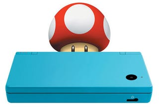 """Illustration for article titled Nintendo Labels Large Screen DSi Article """"Speculation"""""""