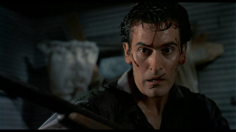 Illustration for article titled Holy @#$%, If The Evil Dead TV Show Happens It'll Star Bruce Campbell!