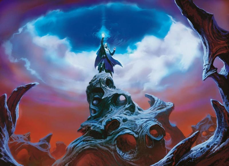 The greatest magic the gathering art of all time voltagebd Choice Image