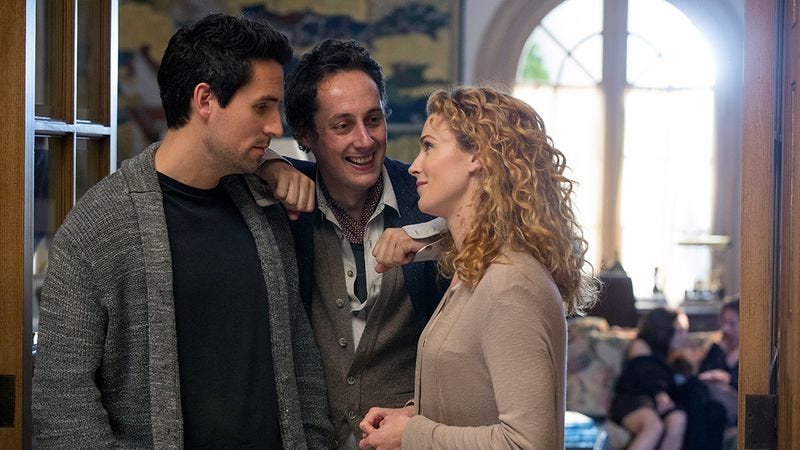 Ed Weeks, Tom Bell, Bridget Regan/HBO