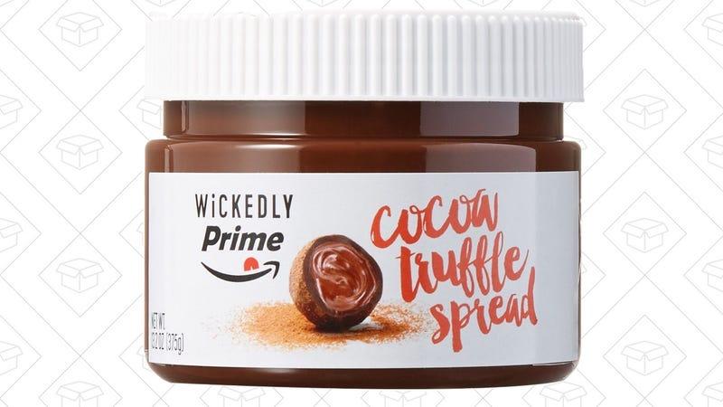 Amazon Cocoa Truffle Spread