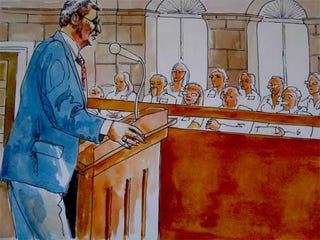 Illustration for article titled Jury on First RIAA Trial Goes Into Deliberations, Hopefully Aren't Dumb