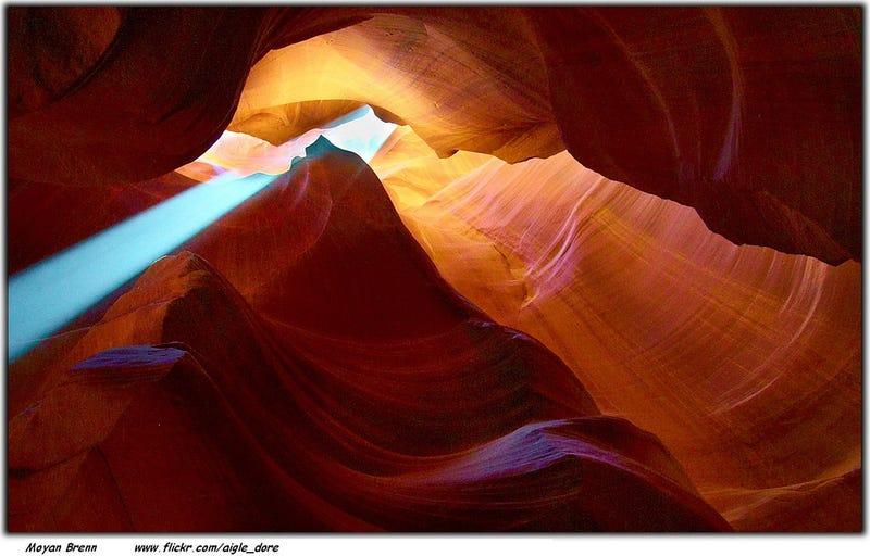 Illustration for article titled Striking natural landscapes that look like works of fantasy art