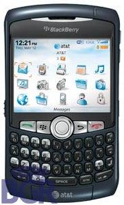 Illustration for article titled BlackBerry 8320 Curve Official Shots Leaked