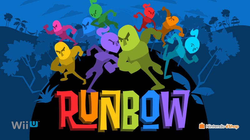 Illustration for article titled TAY Game Night: Runbow TONIGHT 8 pm ET