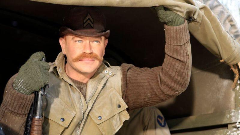 Neal McDonough as Dum Dum Dugan in Captain America: The First Avenger