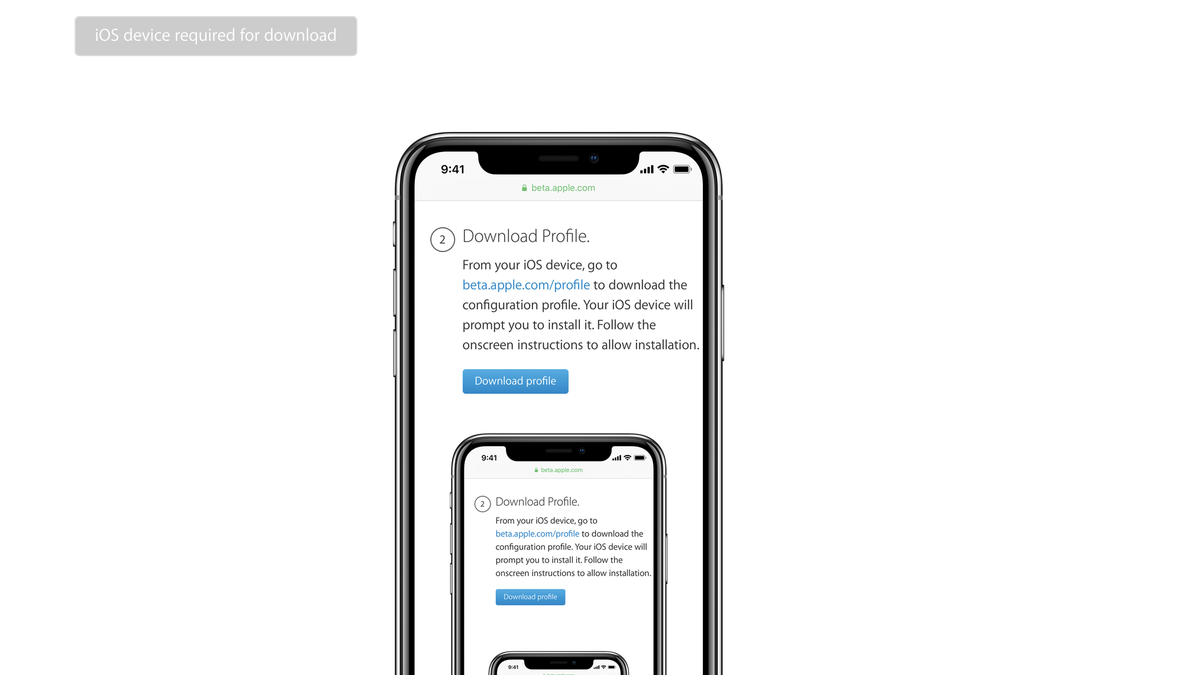 How to Install the iOS 12 1 Public Beta