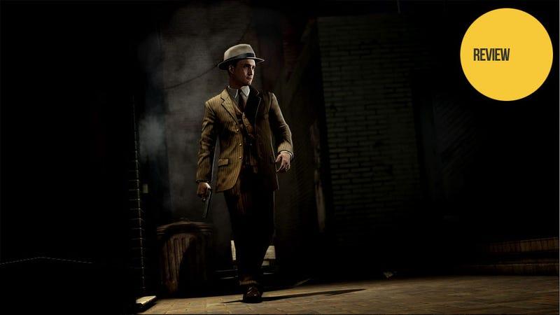 Illustration for article titled L.A. Noire: The Kotaku Review