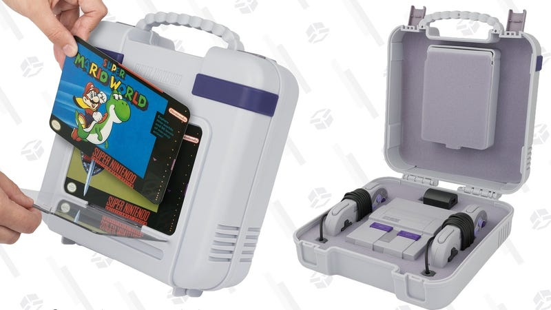 PDP SNES Classic Carrying Case | $20 | Amazon