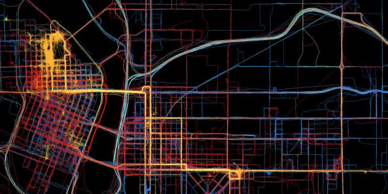 Un nuevo algoritmo permite afinar la precisión del GPS tradicional a una pulgada