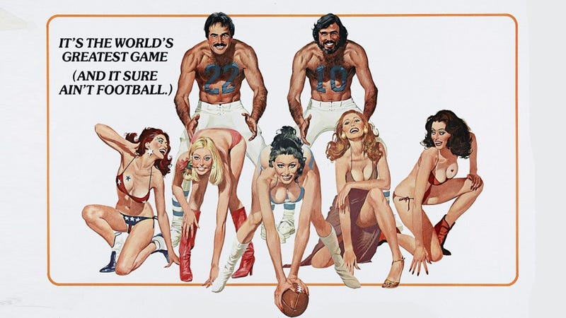 Illustration for article titled How Hollywood Ruined Our Best Football Novel