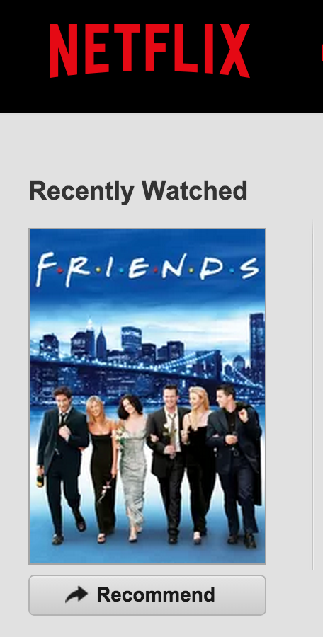 Here's How to Find Friends on Netflix