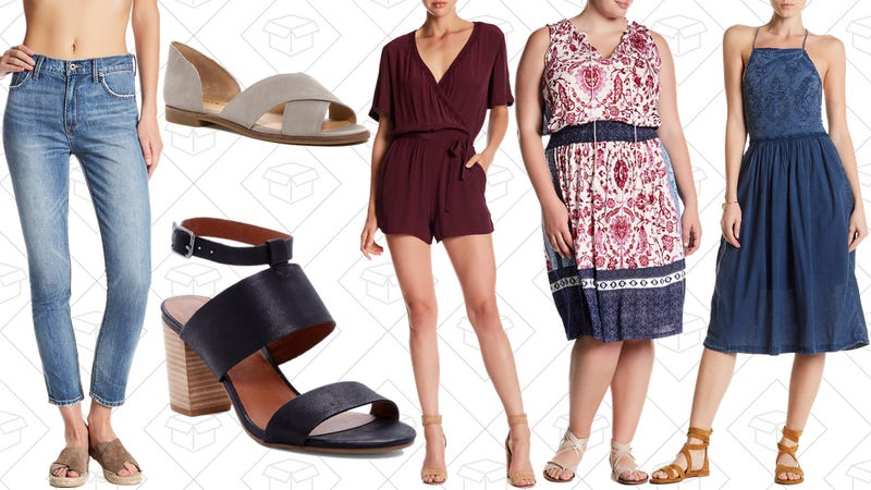 Lucky Brand sale at Nordstrom Rack