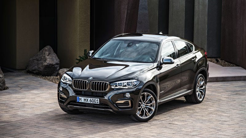 Bmw X6 And X6m Jalopnik S Buyer S Guide