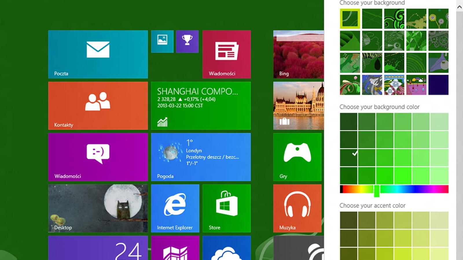 Así será el sucesor de Windows 8