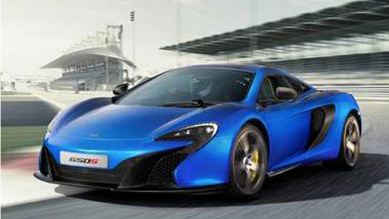 Illustration for article titled McLaren 650S: This Is More Of It