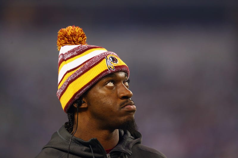 Illustration for article titled RG3 Is Making Everyone Insane