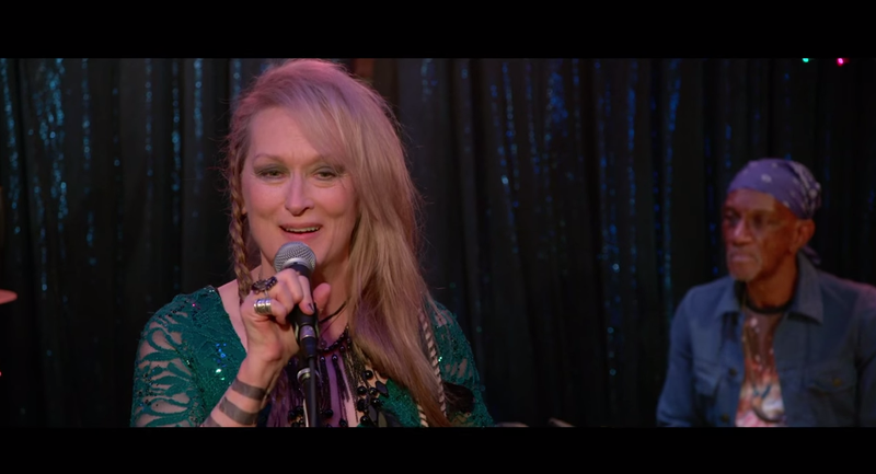 Illustration for article titled Watch the Trailer forRicki and the Flash, Meryl Streep's Rock Debut