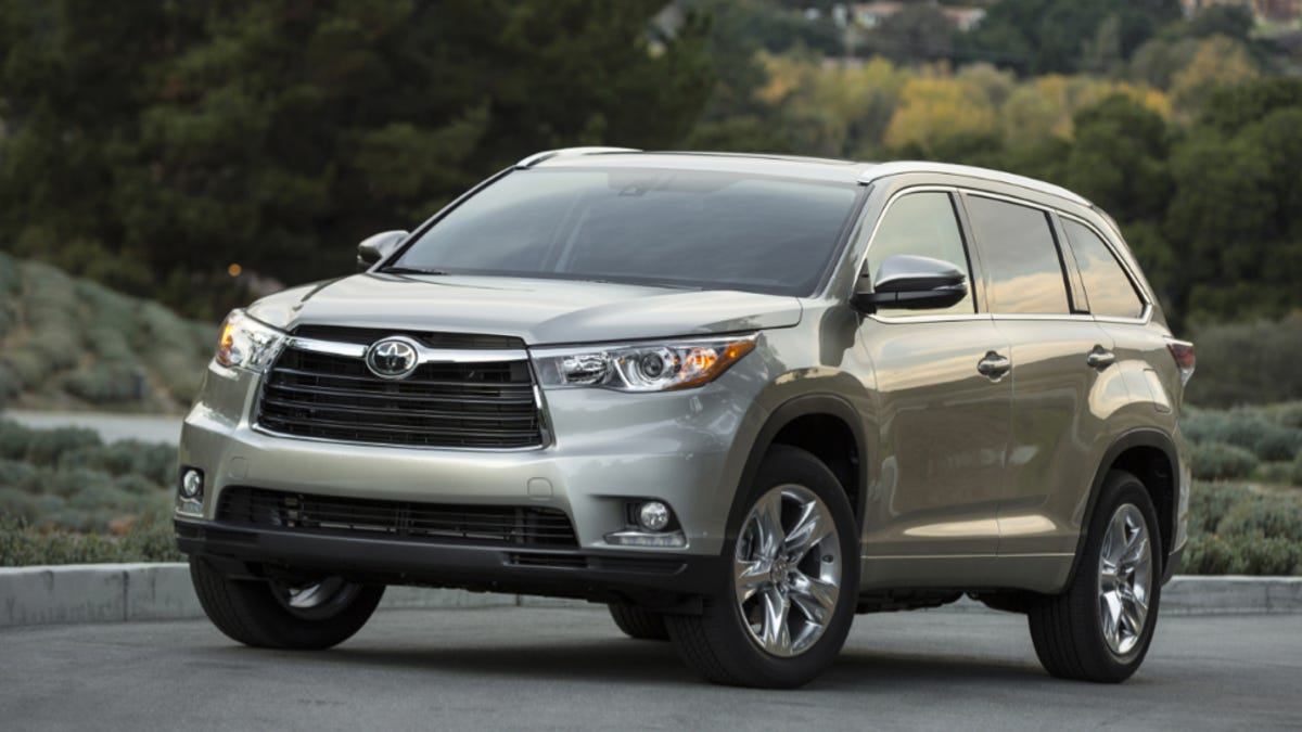 trend highlander hybrid suv reviews rating side view cars limited motor msrp and toyota