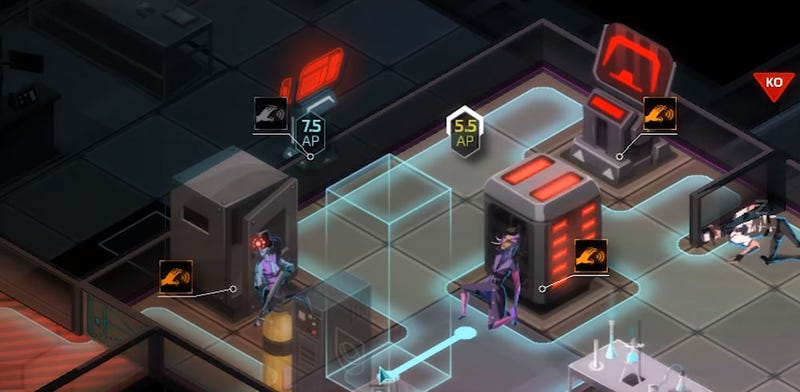 Illustration for article titled If Overwatch Was A Turn-Based Tactics Game