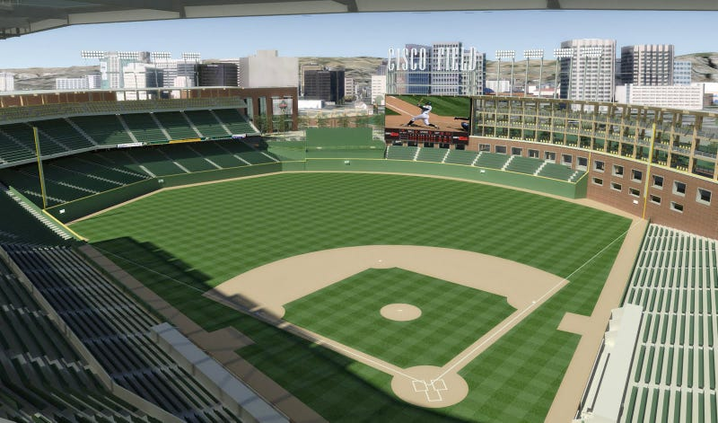 Illustration for article titled San Jose Sues MLB For Not Letting The A's Move