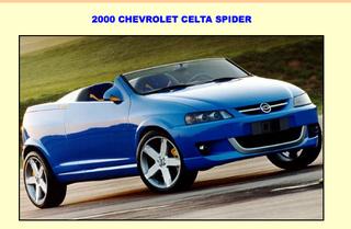 Illustration for article titled Chevrolet (Brazil)