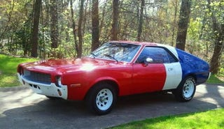 Illustration for article titled For $11,500, Try This 1968 AMC AMX On For Size