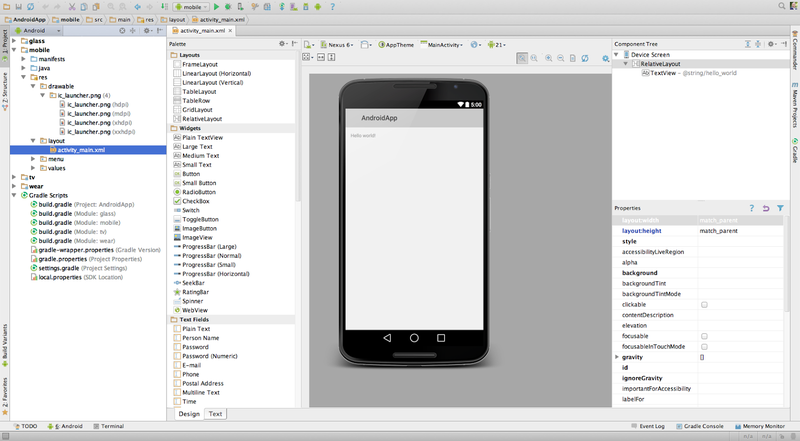 Illustration for article titled Google's Android Studio 1.0 Makes Building Apps Easy