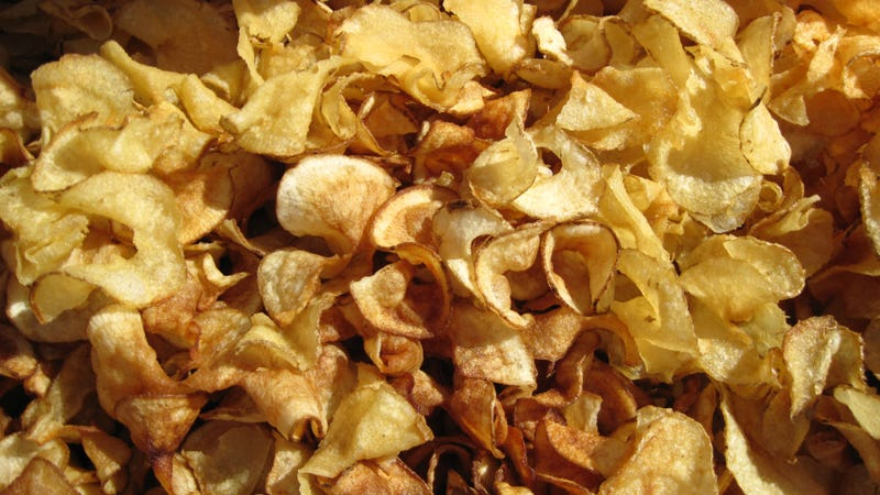 Illustration for article titled Make Your Own Salt and Vinegar Chips with Homemade Sodium Acetate
