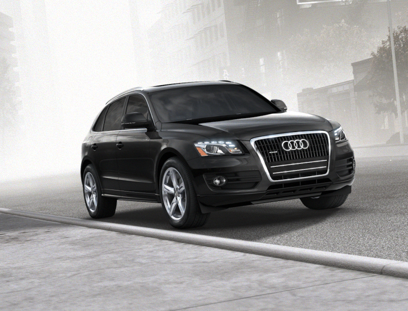 Illustration for article titled The new, unmistakable Audi Q5