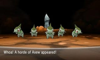 Illustration for article titled Quick Fix: A Horde of Axew Appeared