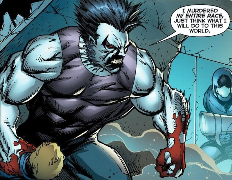 Illustration for article titled Liefeld's Lobo: Questions