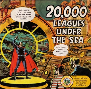 Illustration for article titled McG To Battle A Baby Giant Squid As New Captain Of 20,000 Leagues Under The Sea