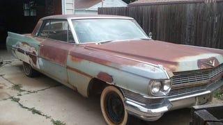 PCH: 1964 Coupe DeVille 6.2L Diesel for $1300? YOU CAN MAKE IT HAPPEN.